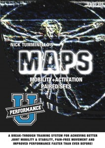MAPS DVD Front cover