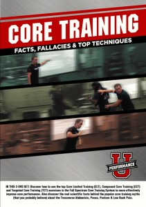 Core Training DVD Cover - Enhanced