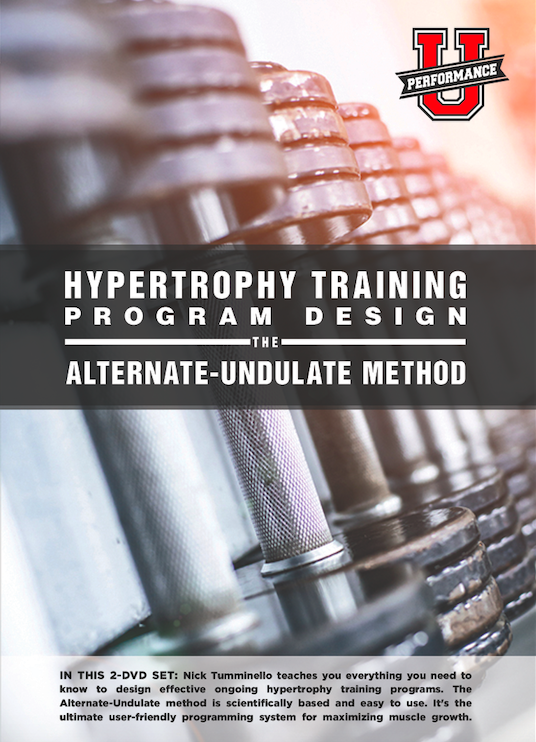 Performance U  Fitness Continuing Education | The Hypertrophy