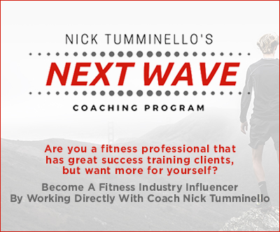 Performance U  Personal Trainer Continuing Education | Nick