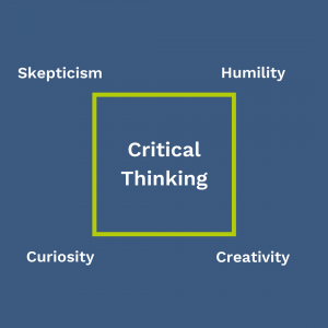 strong critical thinking