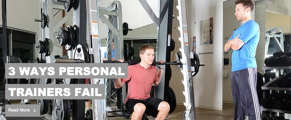 Personal Trainers Fail